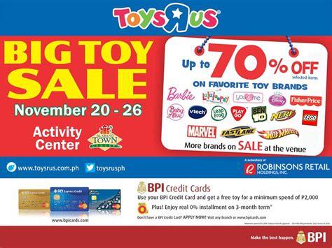 toys on sale toys r us big toy sale alabang town center november 2014