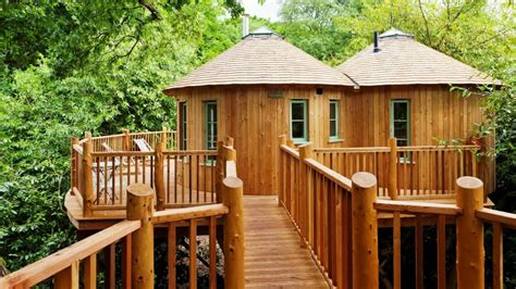 Livable Treehouses Tree Houses For Living Youtube Livable Tree House Plans