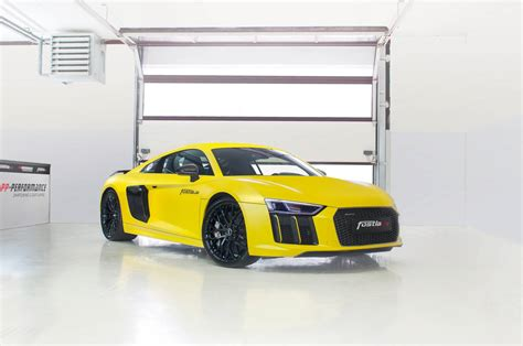 audi r8 wrapped sunflower matt metallic audi r8 v10 plus by fostla de