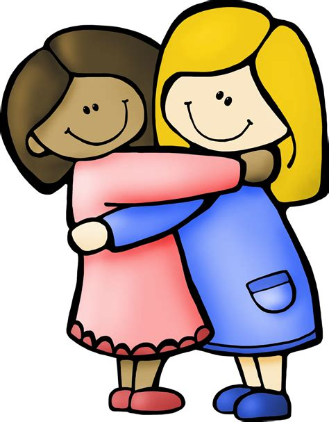 best free clipart best clipart best friends 297 clipartion