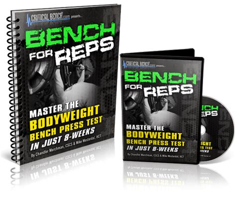 bench for reps bench for reps program review
