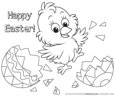 free coloring pages for easter printables free coloring pages of olaf happy easter