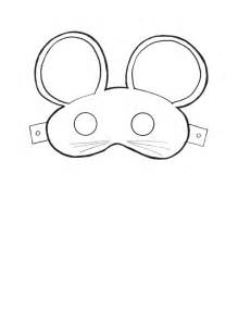 Mouse Mask Template Printable by Printable Mouse Masks Masks And Costumes
