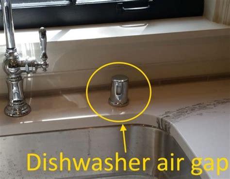 under air gap dishwasher air gap leaking air gap blanco 1in brass