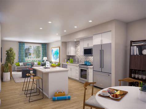 San Diego One Bedroom Apartment by The Mission Valley Rentals San Diego Ca