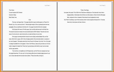 apa essay template apa paer evolist co