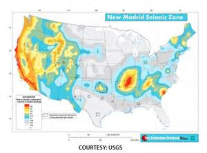 kentucky earthquake map m3 5 earthquake recorded near la center ky new madrid