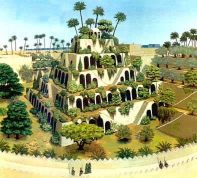 giardini di babilonia giardini pensili