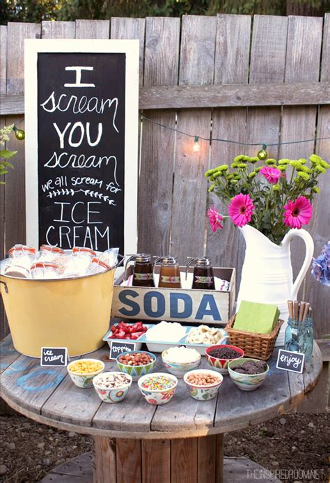 diy backyard party ideas 25 outdoor party ideas for summer you need for creating