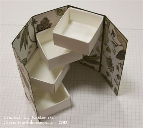 How To Make A Paper Jewelry Box - 25 best ideas about gift boxes on diy gift