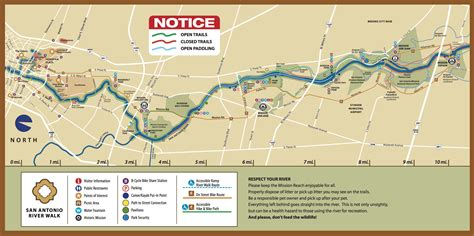 san antonio texas riverwalk map rates san antonio paddle