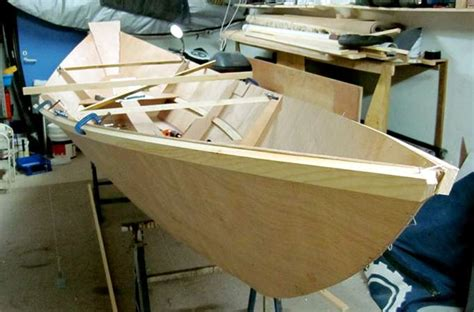 home built boat plans light dory fyne boat kits