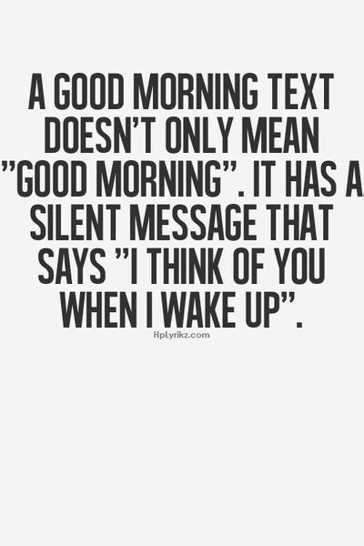 1000+ images about Good morning quotes on Pinterest