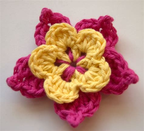 pattern crochet a flower 10 beautiful and free crochet flower patterns