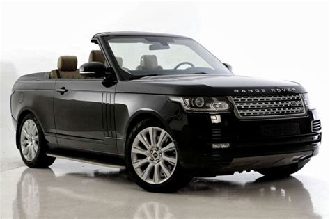 range rover coupe convertible range rover coupe y convertible periodismo motor
