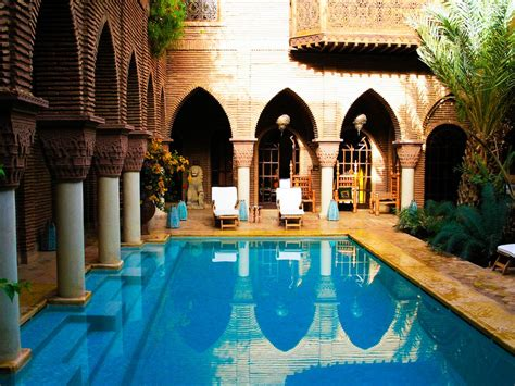 marrakech morocco marrakech hotels pool marrakech city