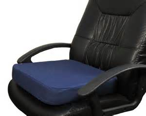 Office Chair Thick Cushion Dual Layer Thick Memory Foam Seat Cushion Pad Office