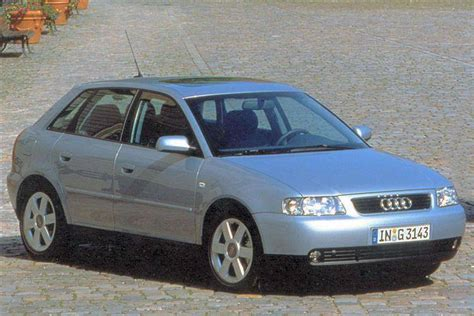 Audi A3 1996 by Audi A3 1996 2003 Used Car Review Car Review Rac Drive