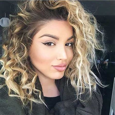 30 latest curly blonde hair pics we adore short