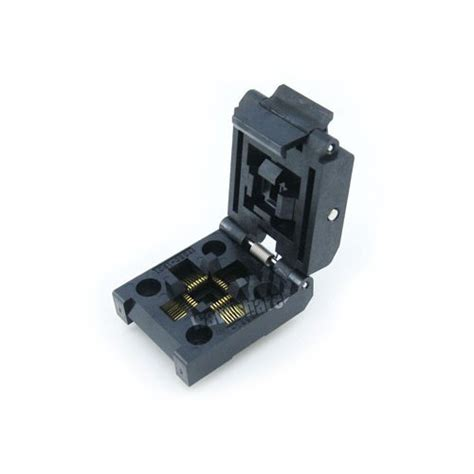 Zif Sockel by Zif Socket For Smd Qfp 32 Pin Zif Socket For Integrated Qfp Smd With 32 Pin Equipped With