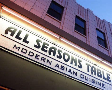 All Seasons Table Menu by All Seasons Table Restaurant Malden Ma Menu And Reviews