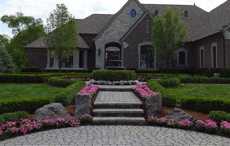 Landscape Architecture Auburn Residential Landscaping Macomb County United Lawnscape Inc