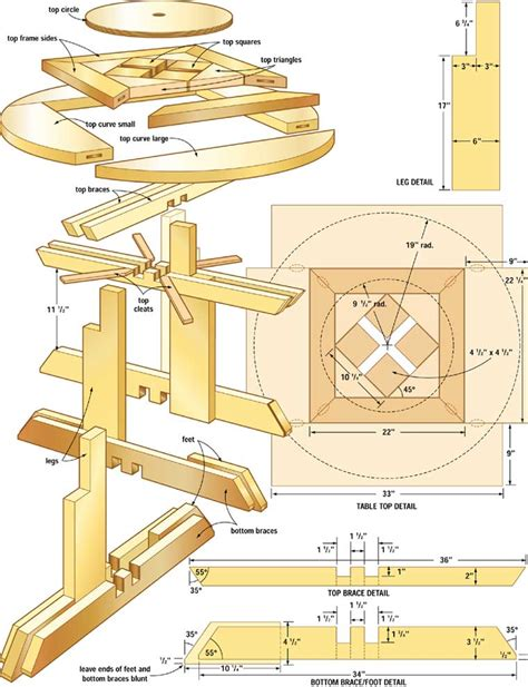 woodworking designs how to build wooden umbrella plans pdf plans