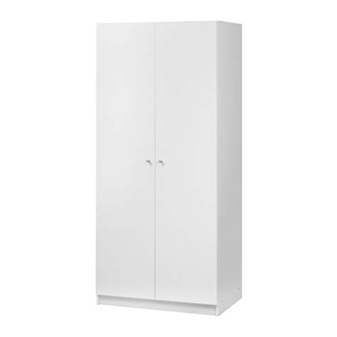 Wardrobe In by Bostrak Wardrobe White 80x50x180 Cm