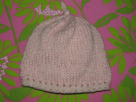 simple pattern for knit baby hat easy baby hat knitting pattern knitnscribble