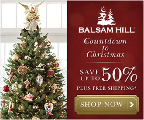 balsam hill coupons promo codes at serialcoupons