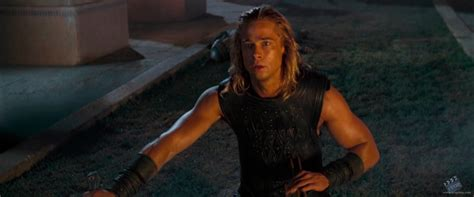 brad pitt achilles achilles brad pitt troy hair how to