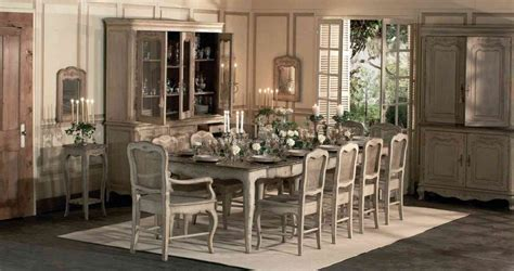 french country dining room tables furniture inspiring shabby chic french country dining