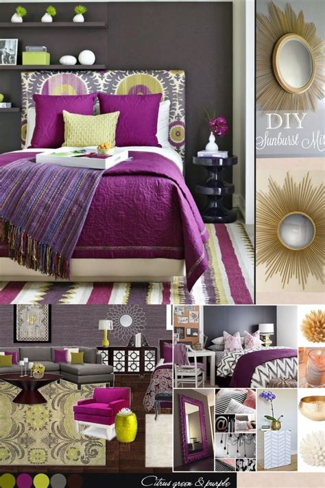 purple decor for bedroom best 25 purple bedroom decor ideas on pinterest girls 16868 | 83c35a614c8a0addab5feae0ba876ff1 purple bedrooms gray bedroom
