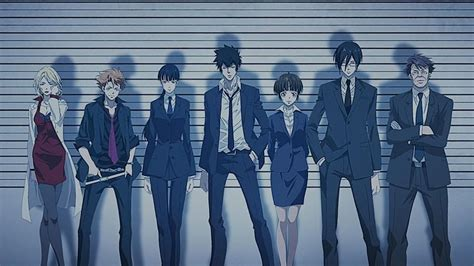 Psycho Pass The Ceremony Of Innocence Therefore It Is