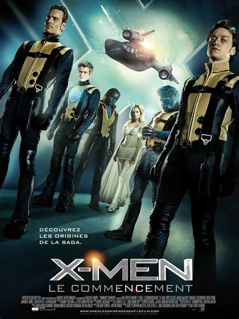 Film Seri X Men | x men le commencement film 2011 allocin 233