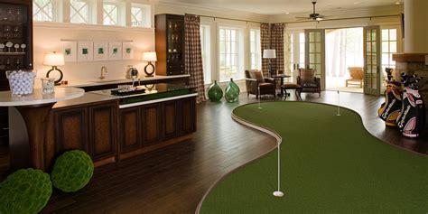 of bedroom golf tremendous indoor practice putting green decorating ideas images in family room traditional