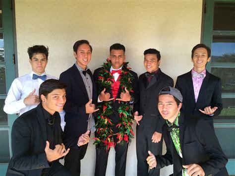 jr prom boys jr prom ʻiolani