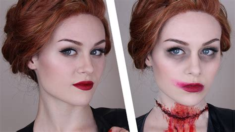 Makeup Dean Supernatural Abaddon Makeup Tutorial