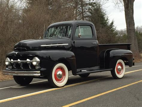 1951 Ford F 1 For Sale In Succasunna New Jersey Old Car