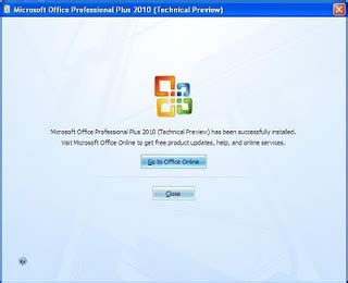Instalasi Microsoft Office Instalasi Microsoft Office 2010 Sutomodiriku