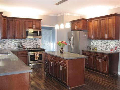 cabinets flooring and more cherry or maple cabinets more expensive everdayentropy com