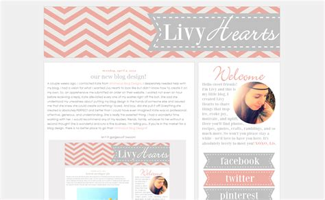 Blogs Design | happy jax whimsical blog designs one happy jax mama