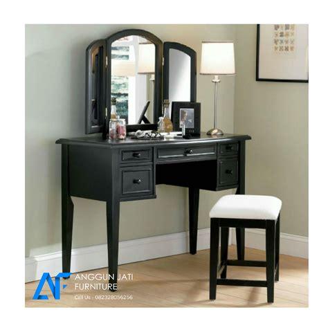Meja Rias Minimalis Furniture Jati Jepara Model Terbaru model meja rias terbaru meja rias duco hitam meja rias