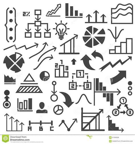 imagenes de simbolos graficos grupo de gr 225 ficos e de s 237 mbolos do desenho ilustra 231 227 o do