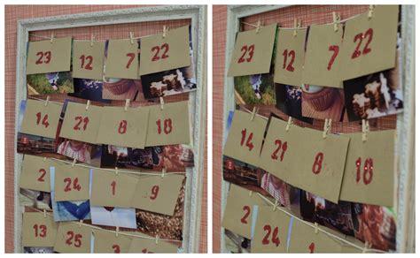 make your own advent calendar with photos diy instagram advent calendar