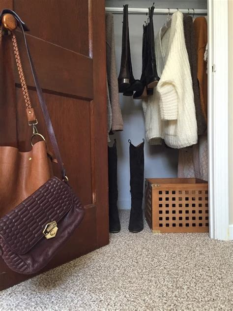 3 easy ways to store boots in a closet to maximize space