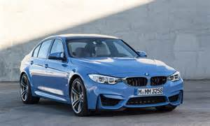 Bmw M3 Sport 2015 Bmw M3 And M4 Meet The Legacy In 52 New Photos With