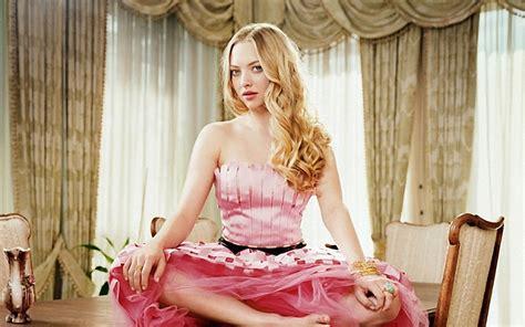Pink Amanda amanda seyfried pink dress wallpapers amanda seyfried