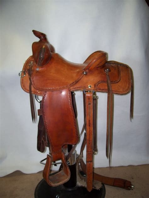 Handmade Ranch Saddles - custom order gallery cr ranch saddle gift shop