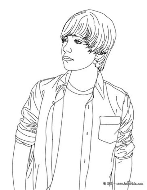 Matty B Coloring Pages by Greyson Chance Coloring Pages Hellokids